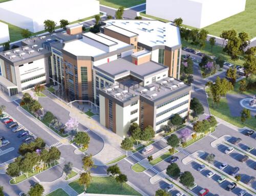 Ankara Kahramankazan'da 150 yataklı Devlet Hastanesi Projesi
